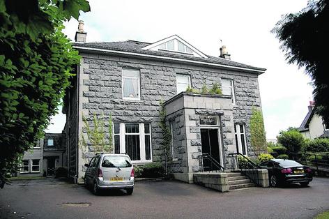 Number 12 Kings Gate, Aberdeen