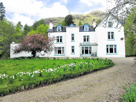 Keil House, near Fort William
