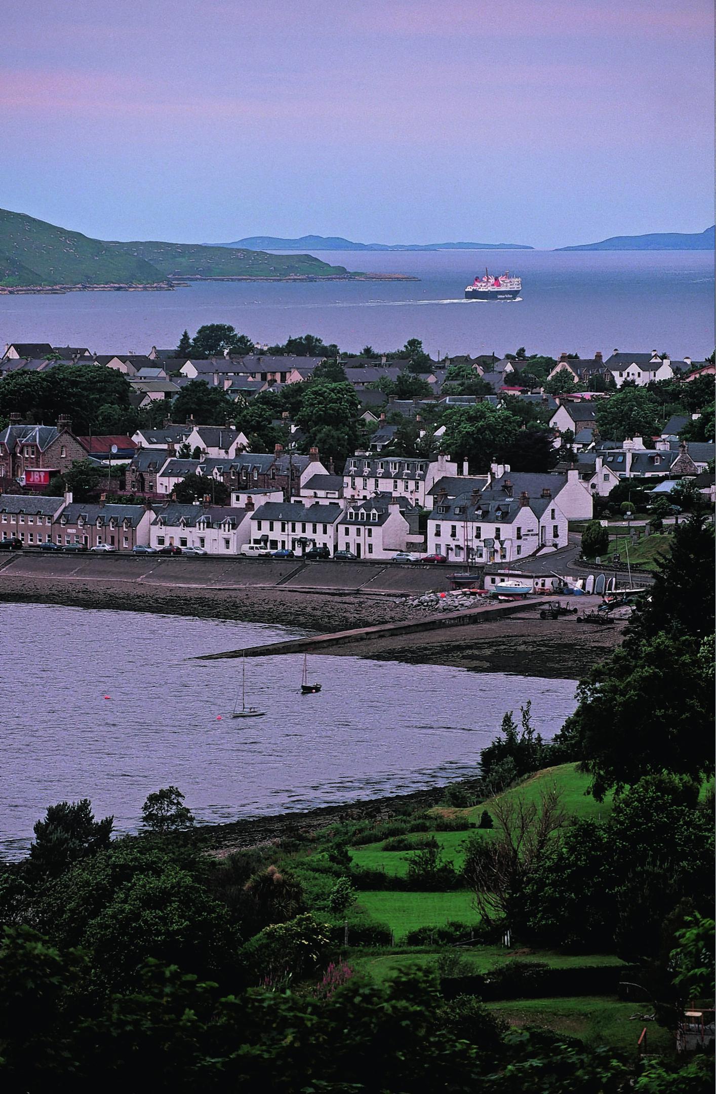 Ullapool and Loch Broom