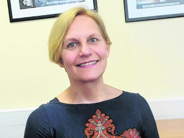Jane Spiers