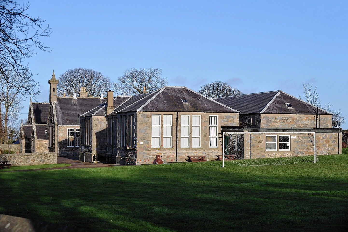 Old Fordyce Primary.