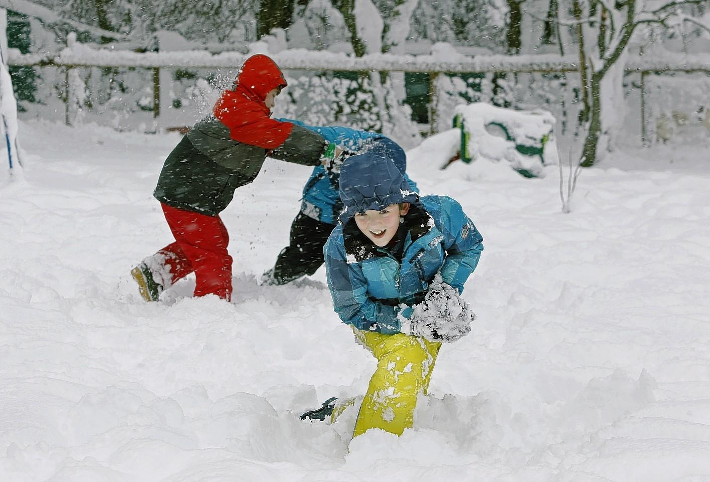 Snow at Glenshee last week