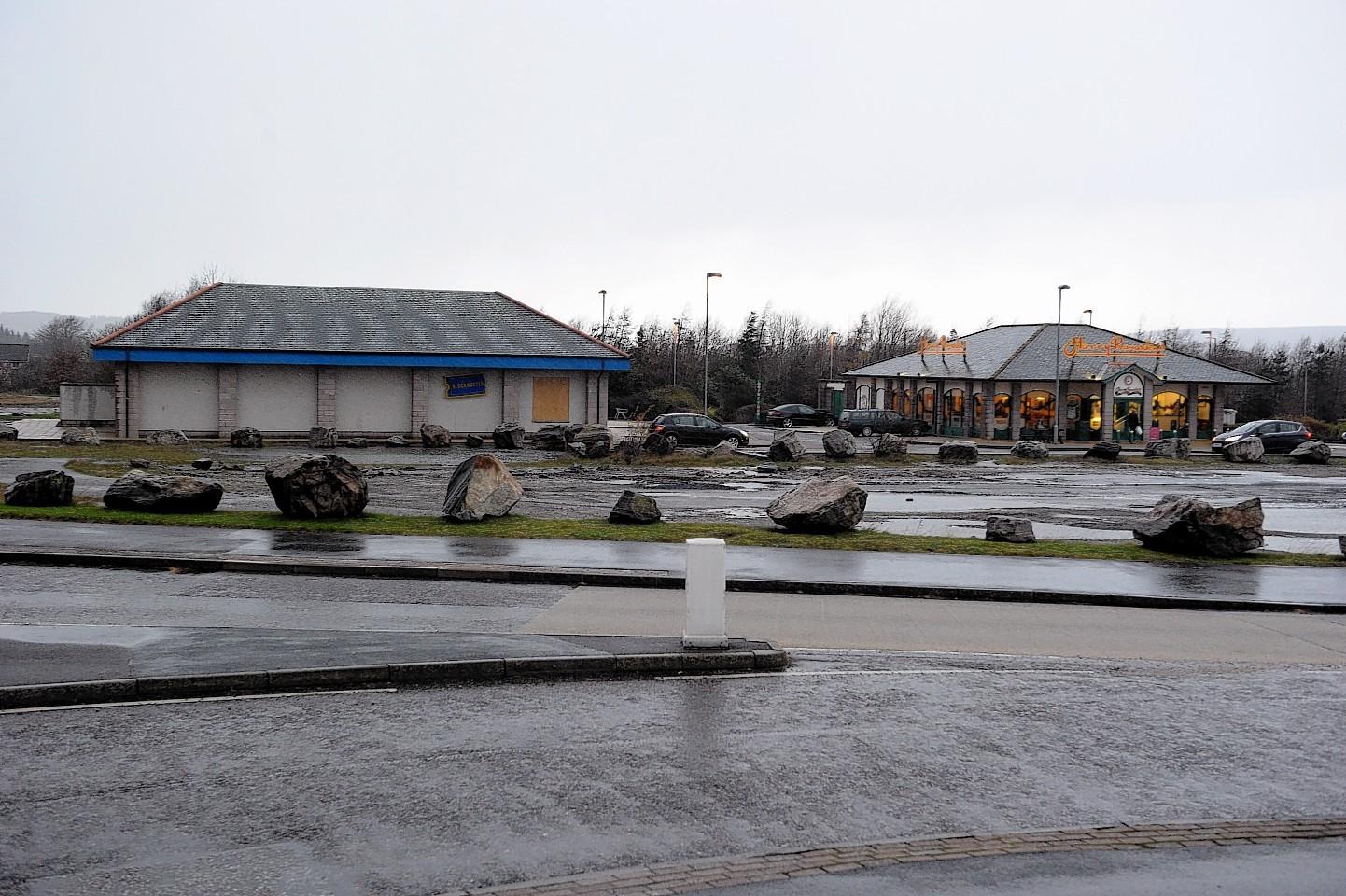 Inshes Retail Park