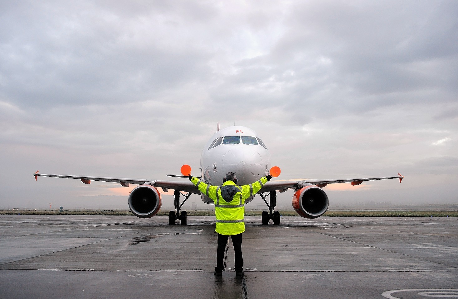 Apron operation staff at Inverness Airport could lose their jobs
