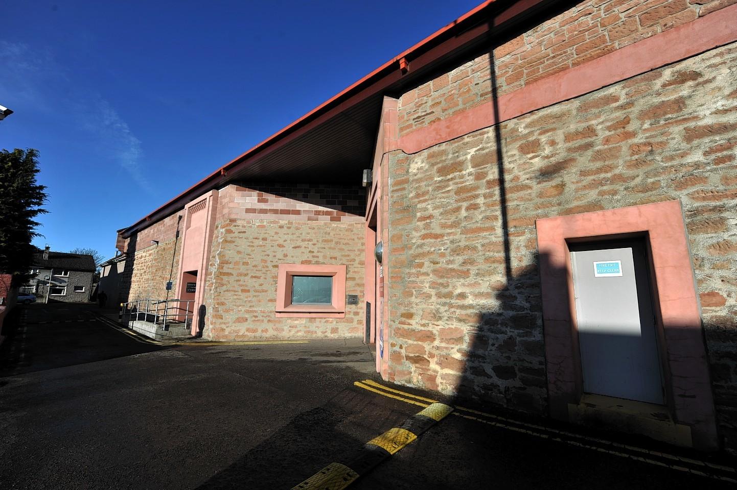 Invernes prison