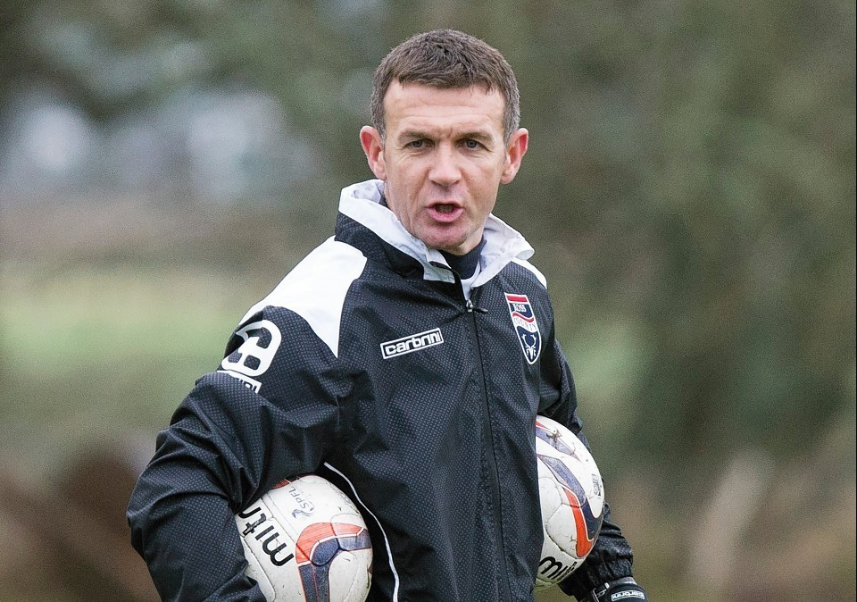 Jim McIntyre believes his team have what it takes to beat the drop