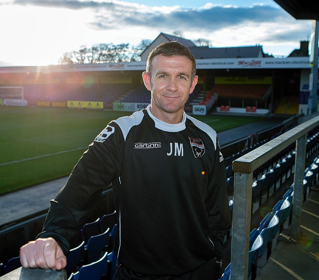 Jim McIntyre believes Craig Curran and Liam Boyce can be the difference this afternoon