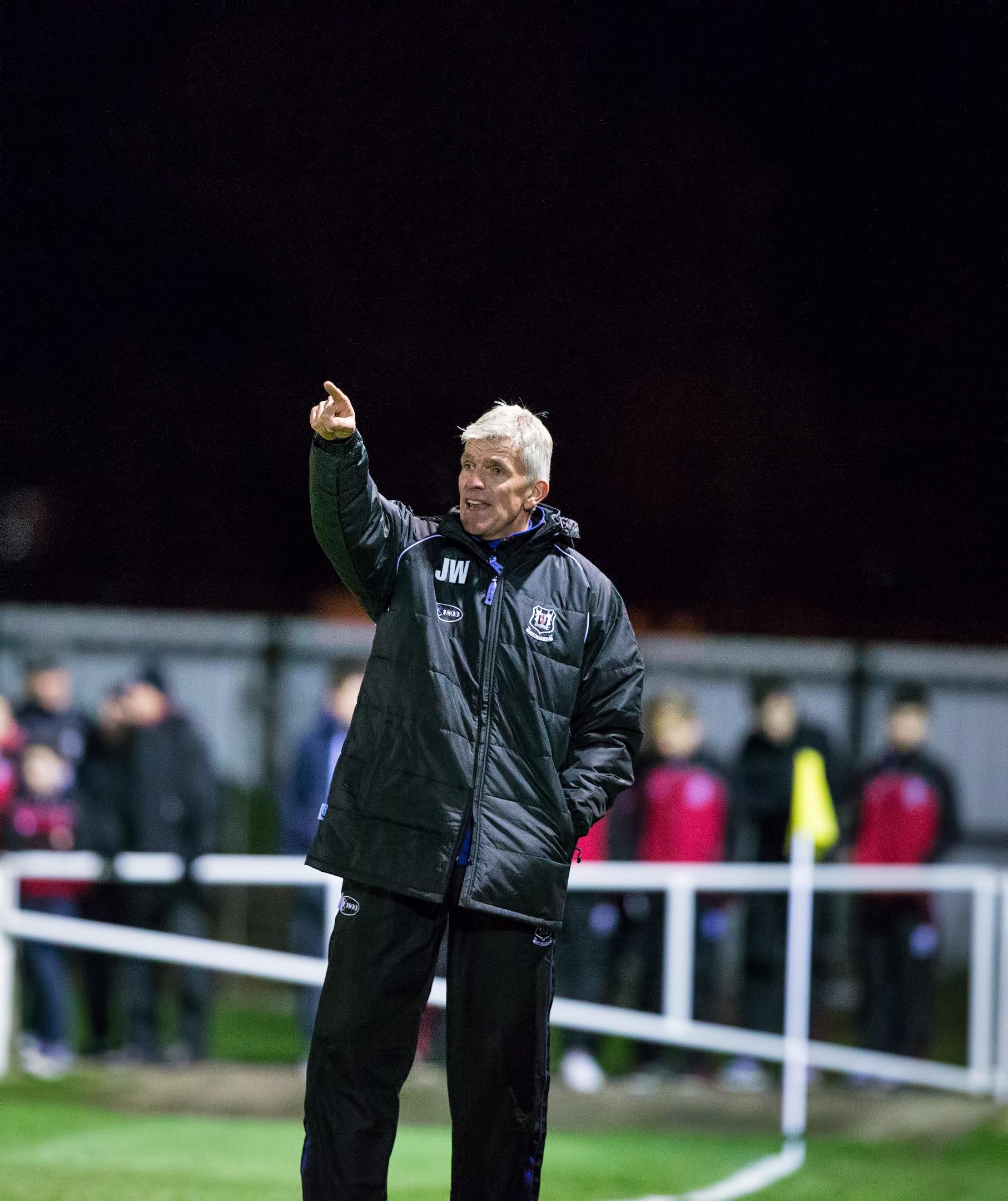 Boss Jim Weir