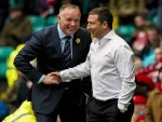 Caley Thistle boss John Hughes and Aberdeen manager Derek McInnes have both been named on the shortlist