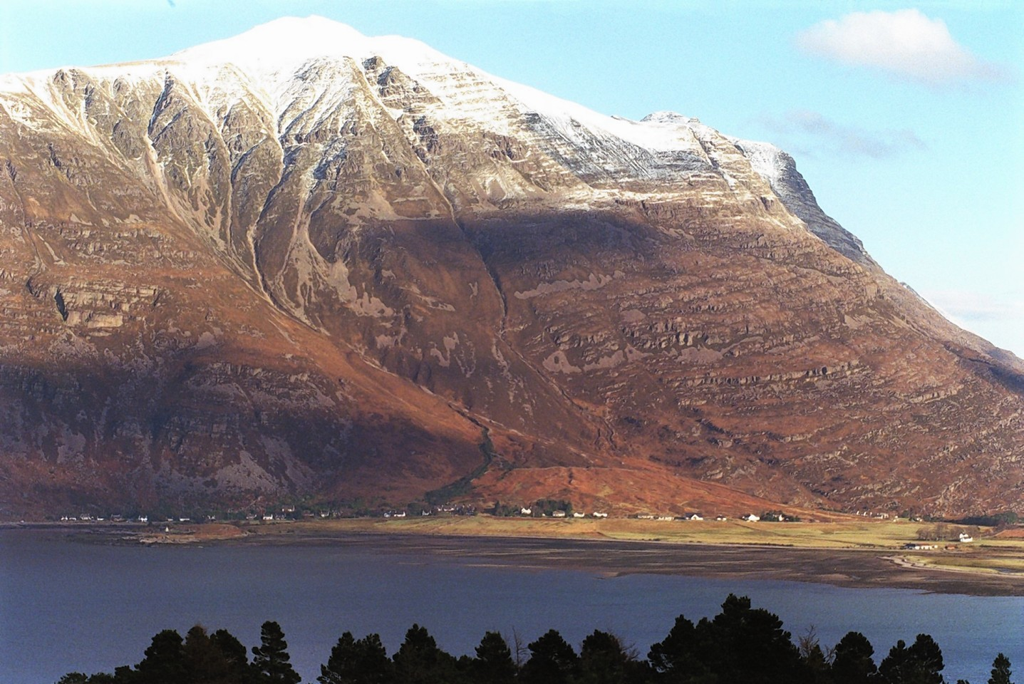Liathach in Wester Ross