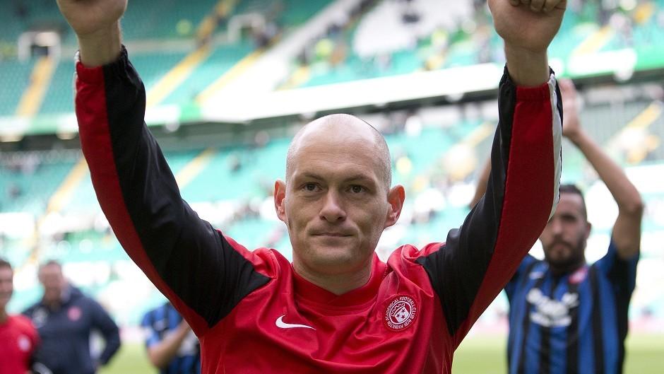 Hamilton manager Alex Neil