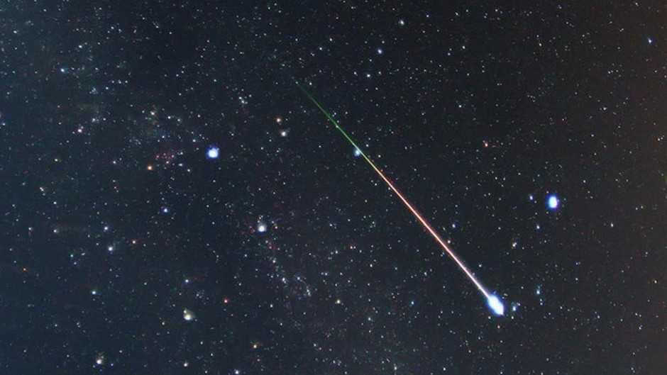 Sky-watchers will be looking to the skies of north west Scotland this weekend for a glimpse of the Orionid meteor shower