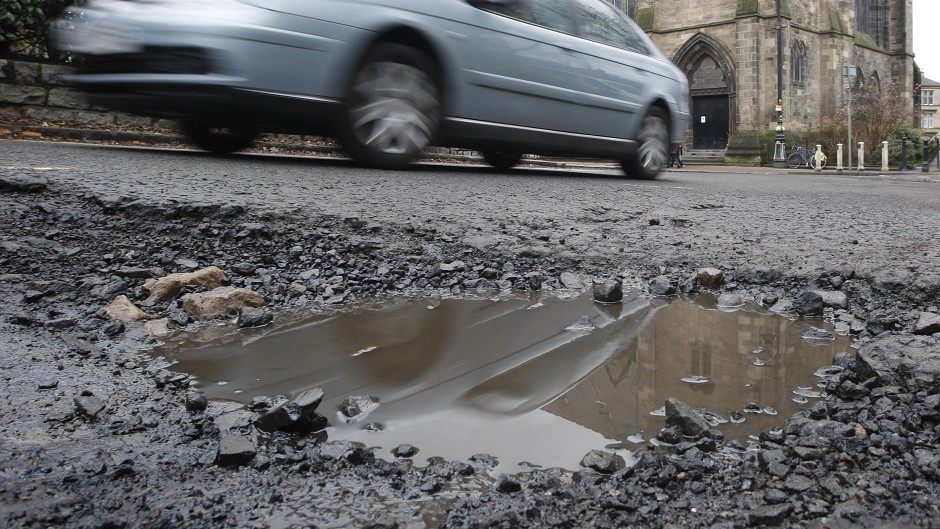 A road maintenance programme for Badenoch and Strathspey will see the problem of potholes tackled in some areas.