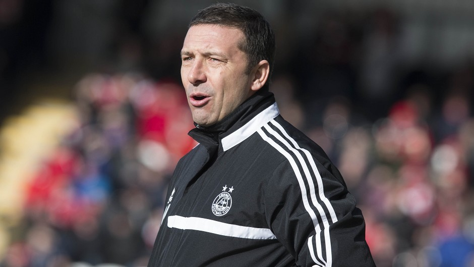 Derek McInnes is wary of the threat Motherwell carry