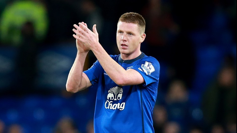 James McCarthy may be on the move this summer