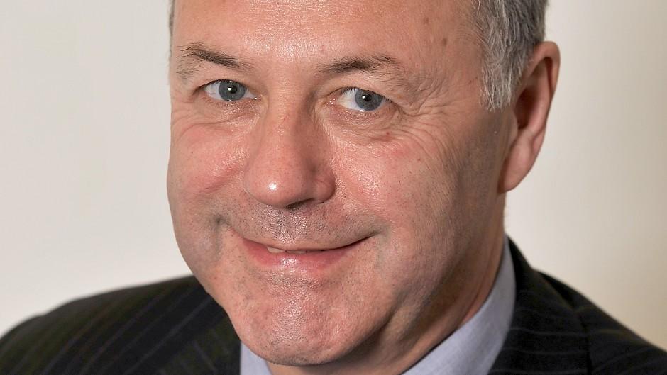 Aberdeen North MP Frank Doran