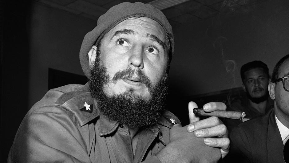 Fidel Castro (AP)