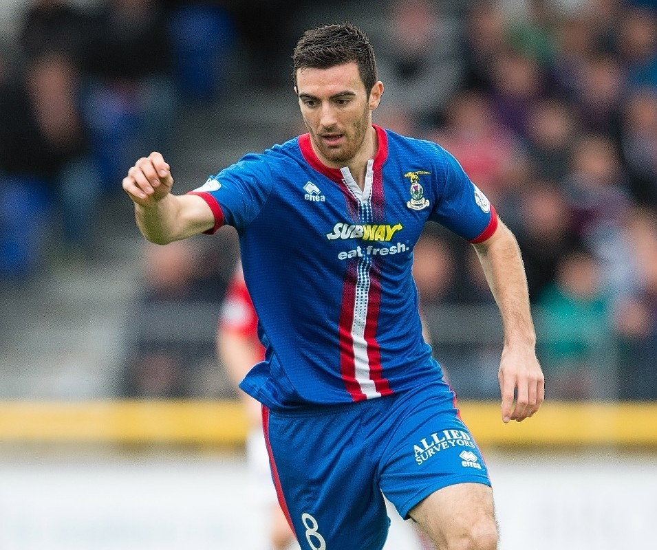 Ross Draper says teams are out to get Inverness this season.
