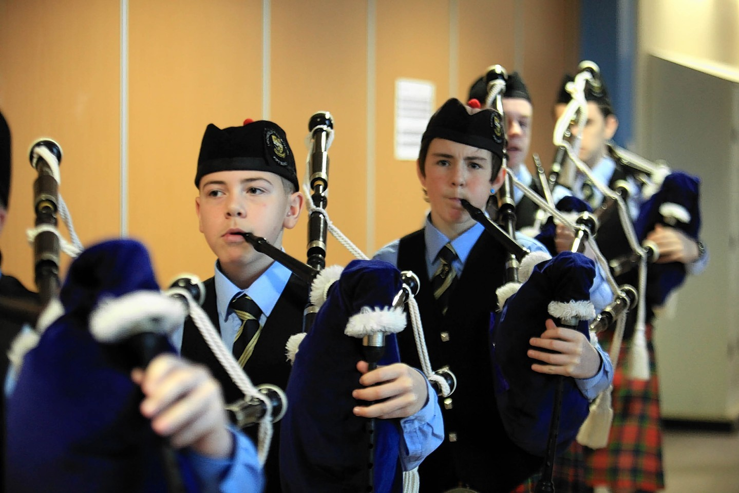 Scottish Schools Pipe Band Championships