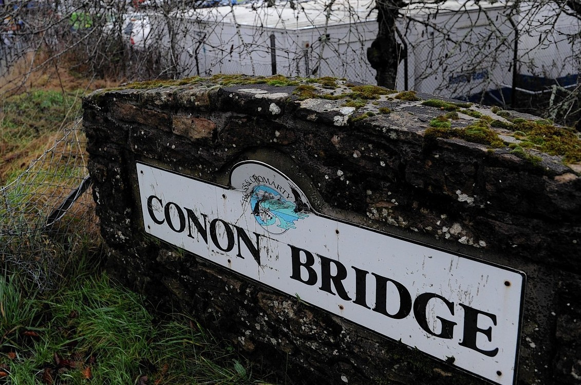 Conon Bridge could be on the brink of an economic windfall.