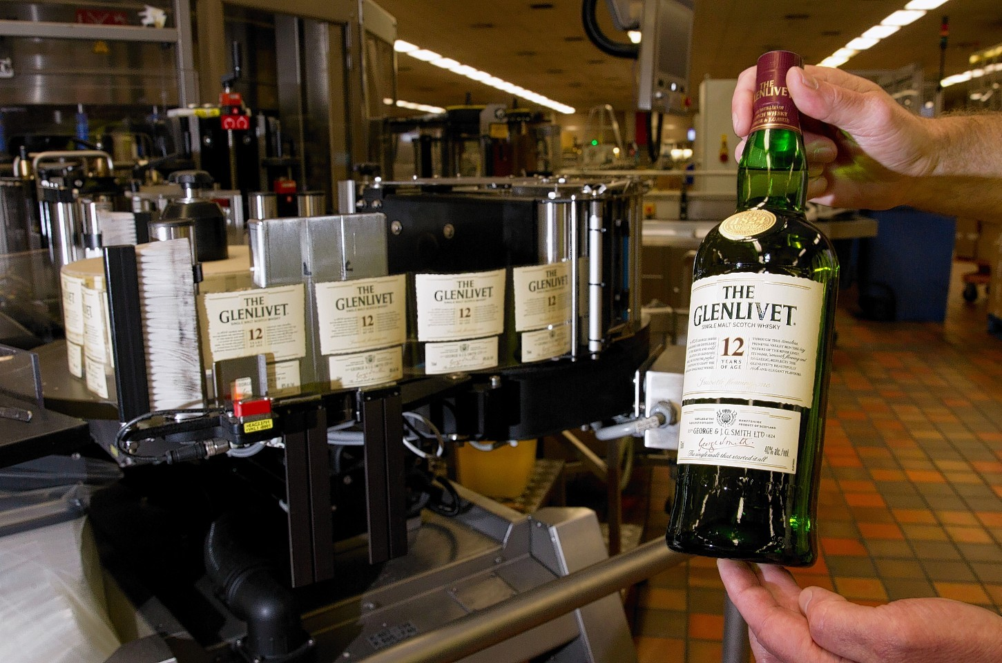 Glenlivet distillery jobs