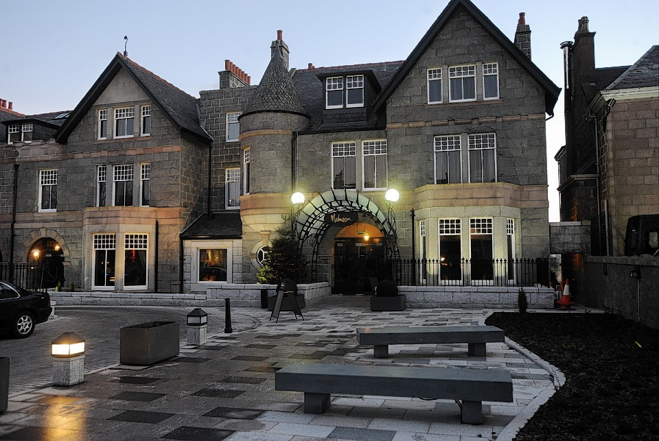 The Malmaison in Aberdeen has won a top award for its hygiene