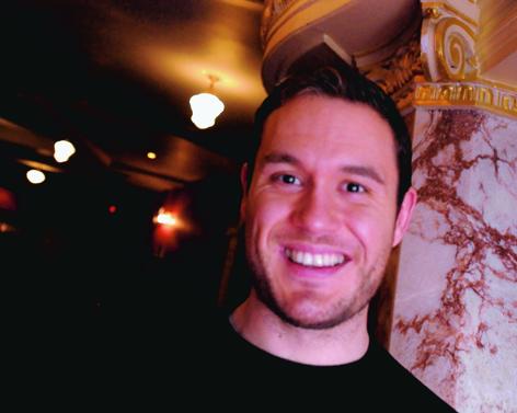Actor Jordan Young