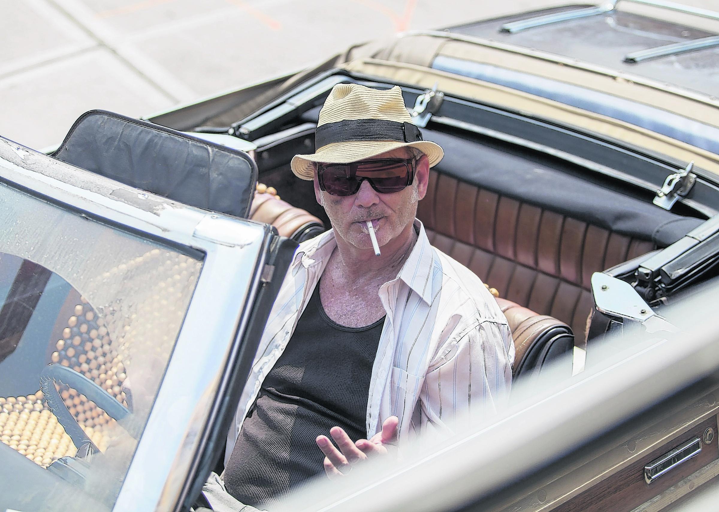 Bill Murray as Vincent