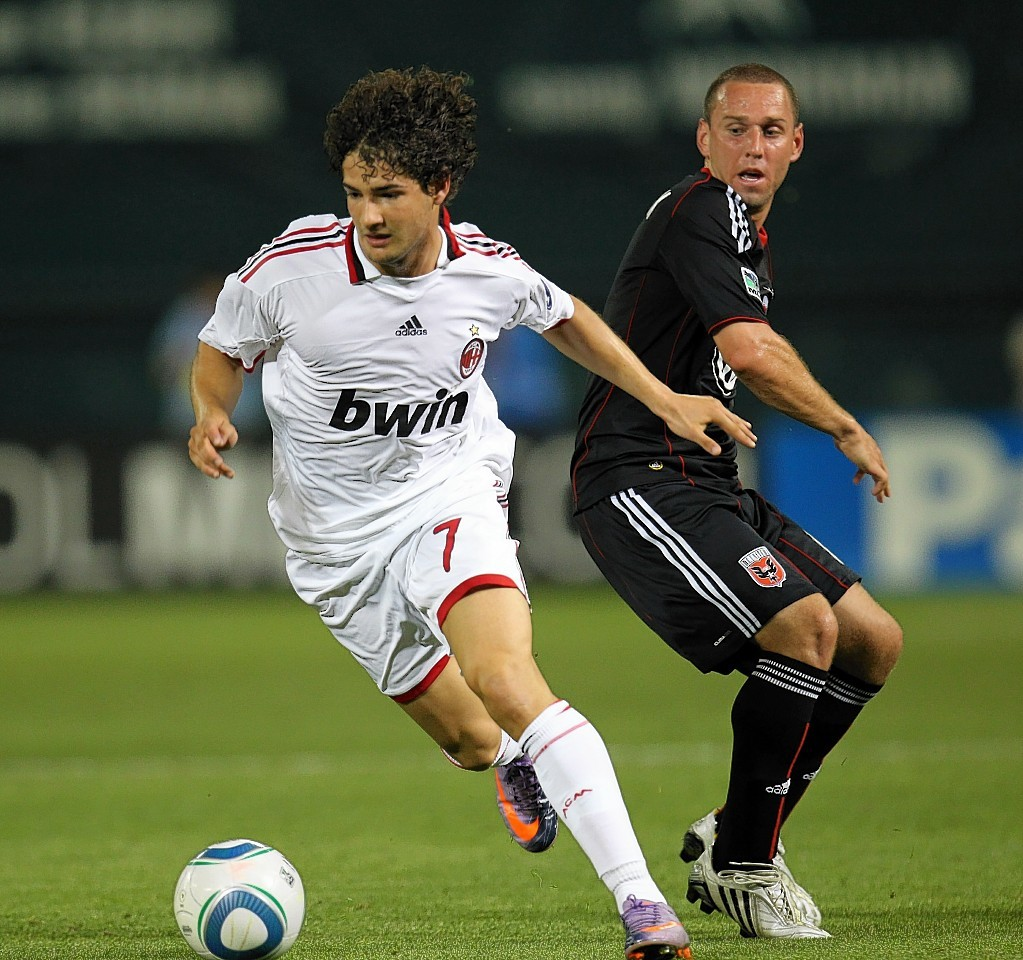 Former AC Milan man Alexandre Pato could be set to light up the English Premier League
