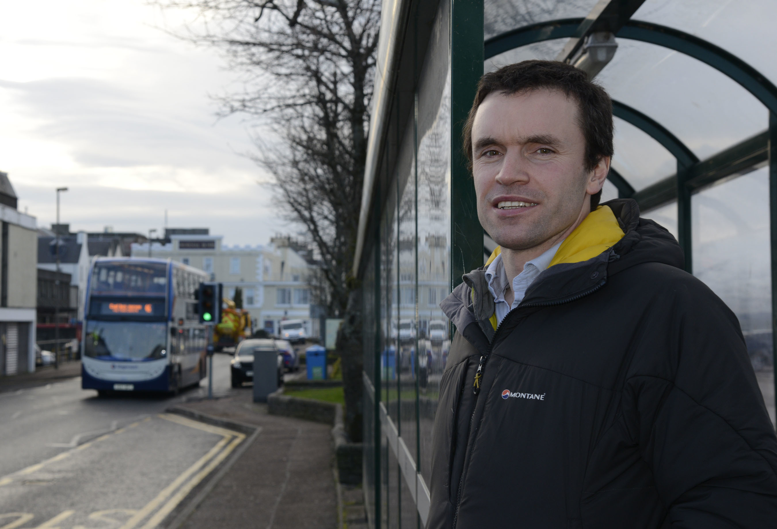 Councillor Ben Thompson