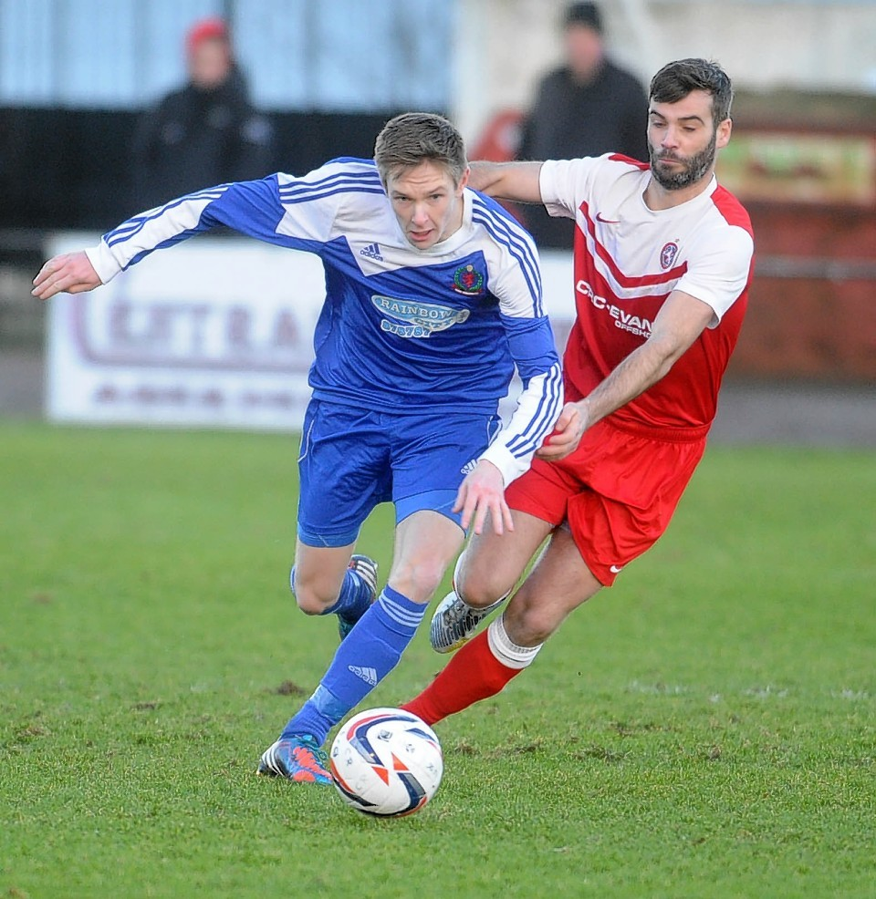 Blair Yule impressed for Cove
