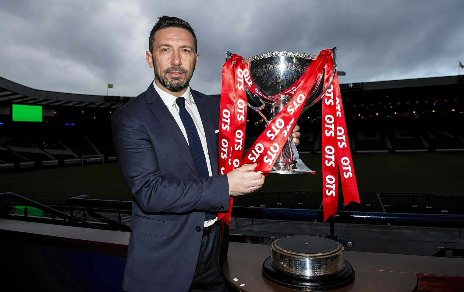 Derek McInnes is looking for instant results from Daniels