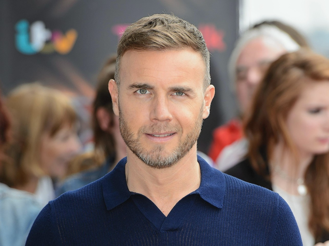 Gary Barlow played at AECC on Saturday.