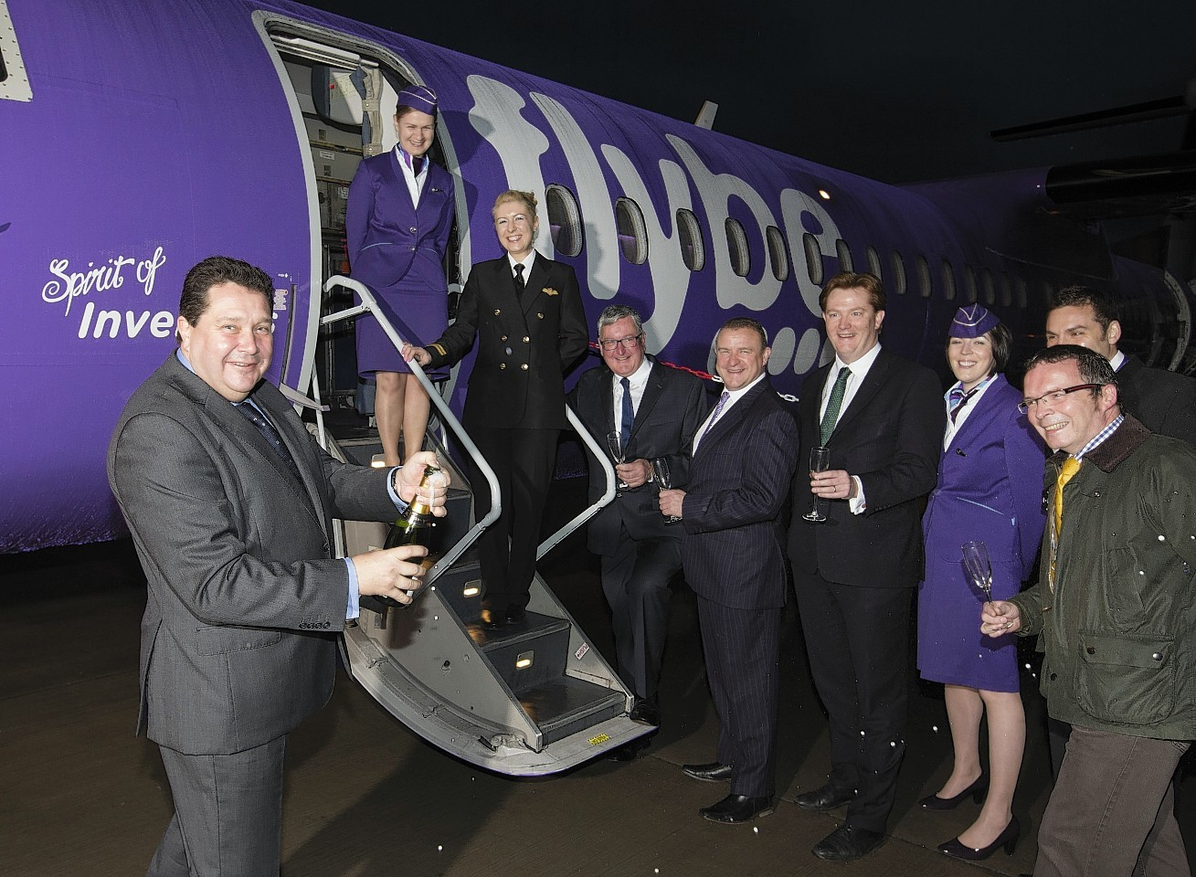 Inverness to London service