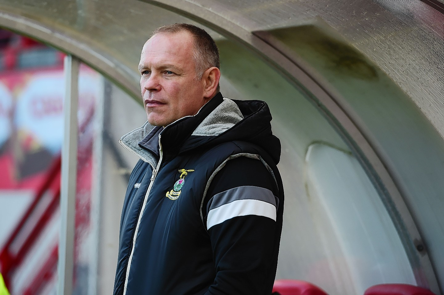 Caley Thistle boss John Hughes has voiced his concerns about those running Scottish football