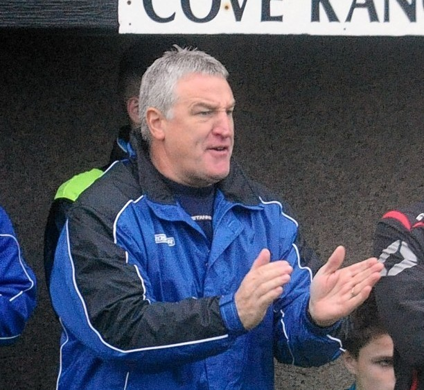 Cove boss John Sheran