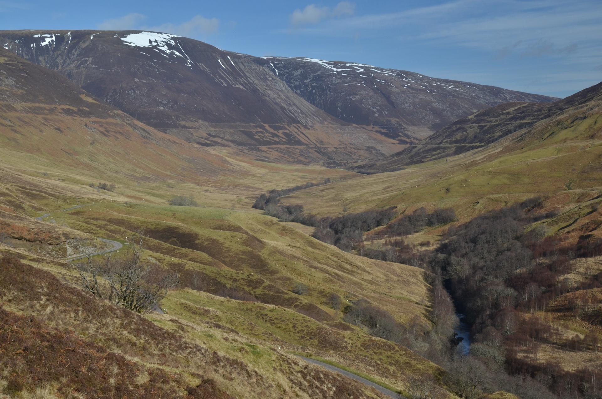 The Parallel Roads of Glen Roy
