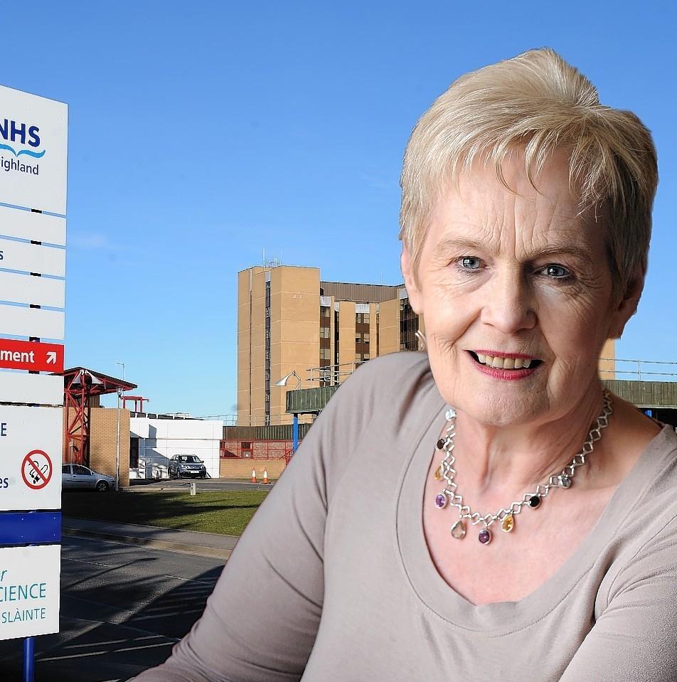 Former Tory MSP Mary Scanlon