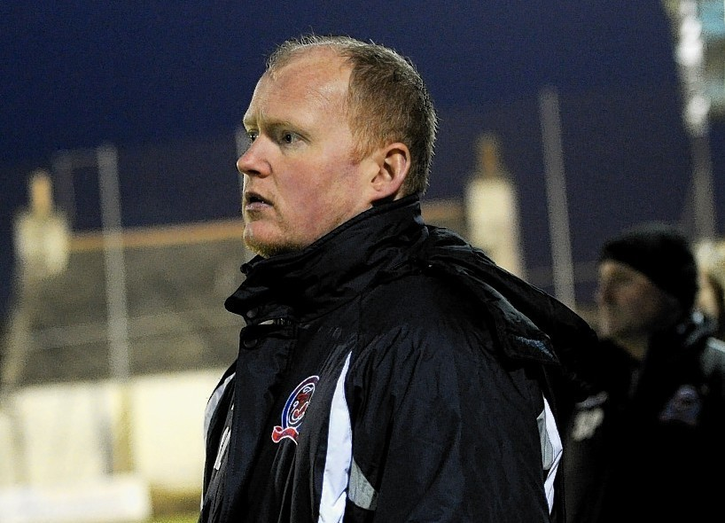 Mike McKenzie has now been appointed manager of Dyce
