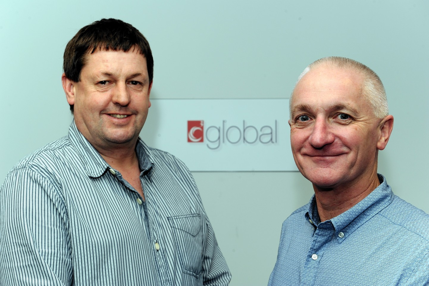 Bosses Neil Rothwell and David Smith