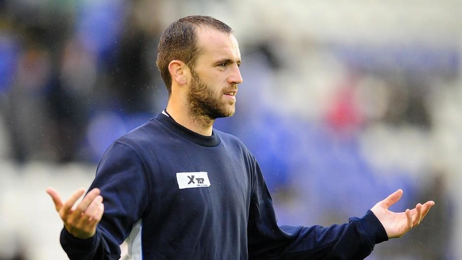 Scotland coach James McFadden.