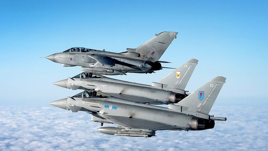 RAF jets have escorted Russian planes more times in the last two years than at any other time since the end of the 'Cold War'
