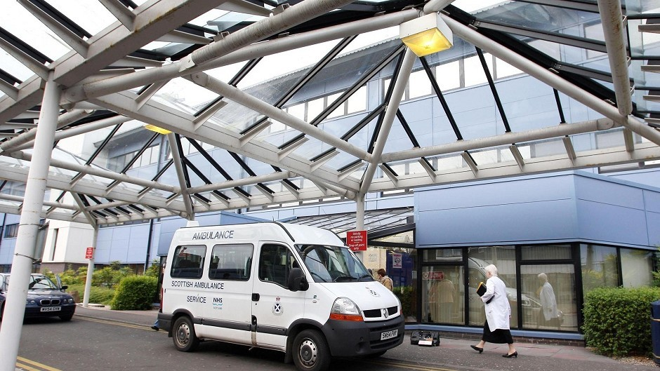 Edinburgh's Western General Hospital