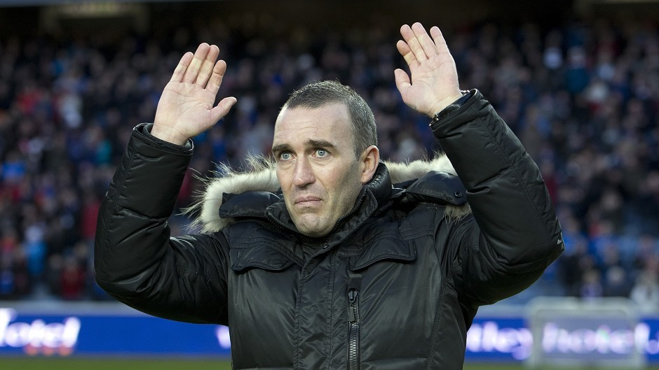 Celtic have made a donation ahead of the charity game for Fernando Ricksen, pictured