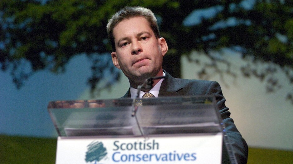 Murdo Fraser said that the scale of the missed economic targets is breathtaking