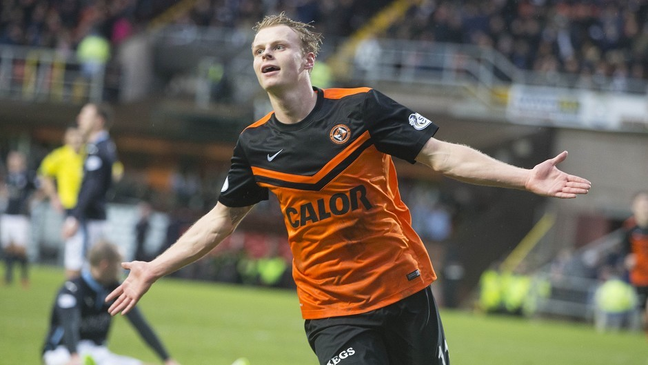 Gary Mackay-Steven's contract expires at the end of the month