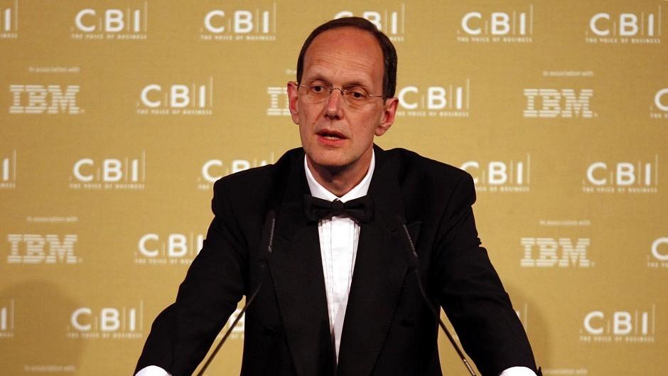 CBI director general John Cridland