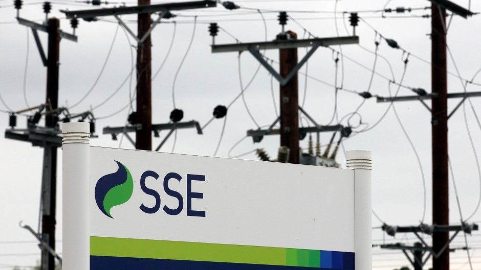 More than 2,000 homes were affected by the power cut