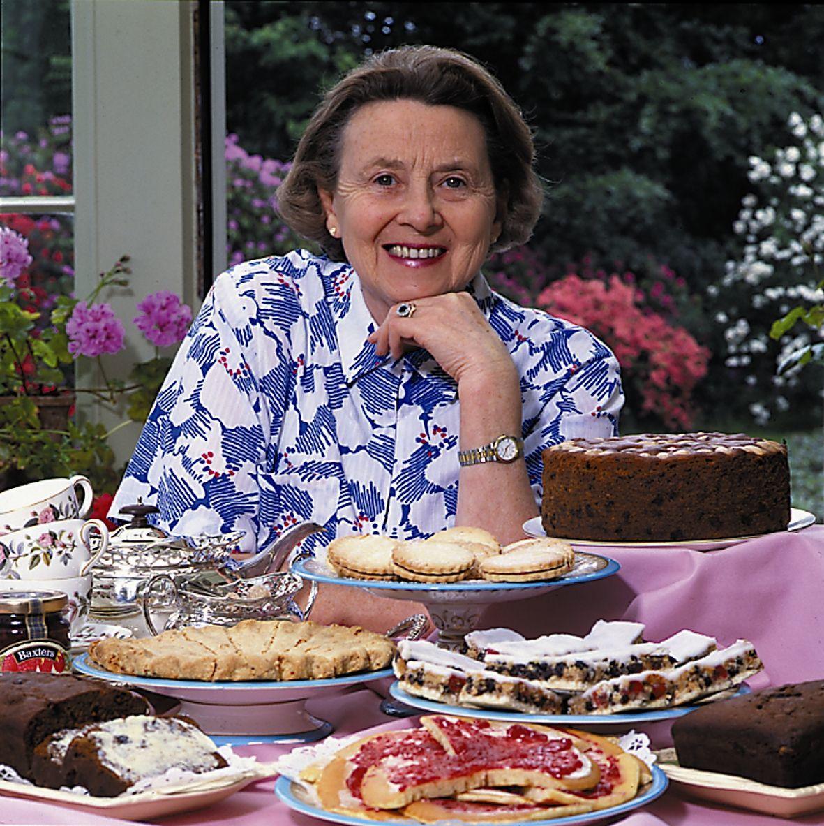 Ena Baxter died aged 90