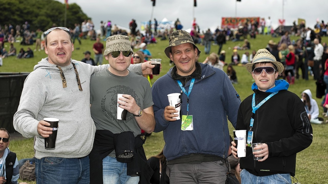 Plan B, Blondie, Twin Atlantic, Ian Brown and Pendulum entertained the 2010 crowds, while Kevin Bridges gave them all a laugh